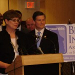 Valerie Breen, President & CEO, speaking Brain Injury Association of Florida