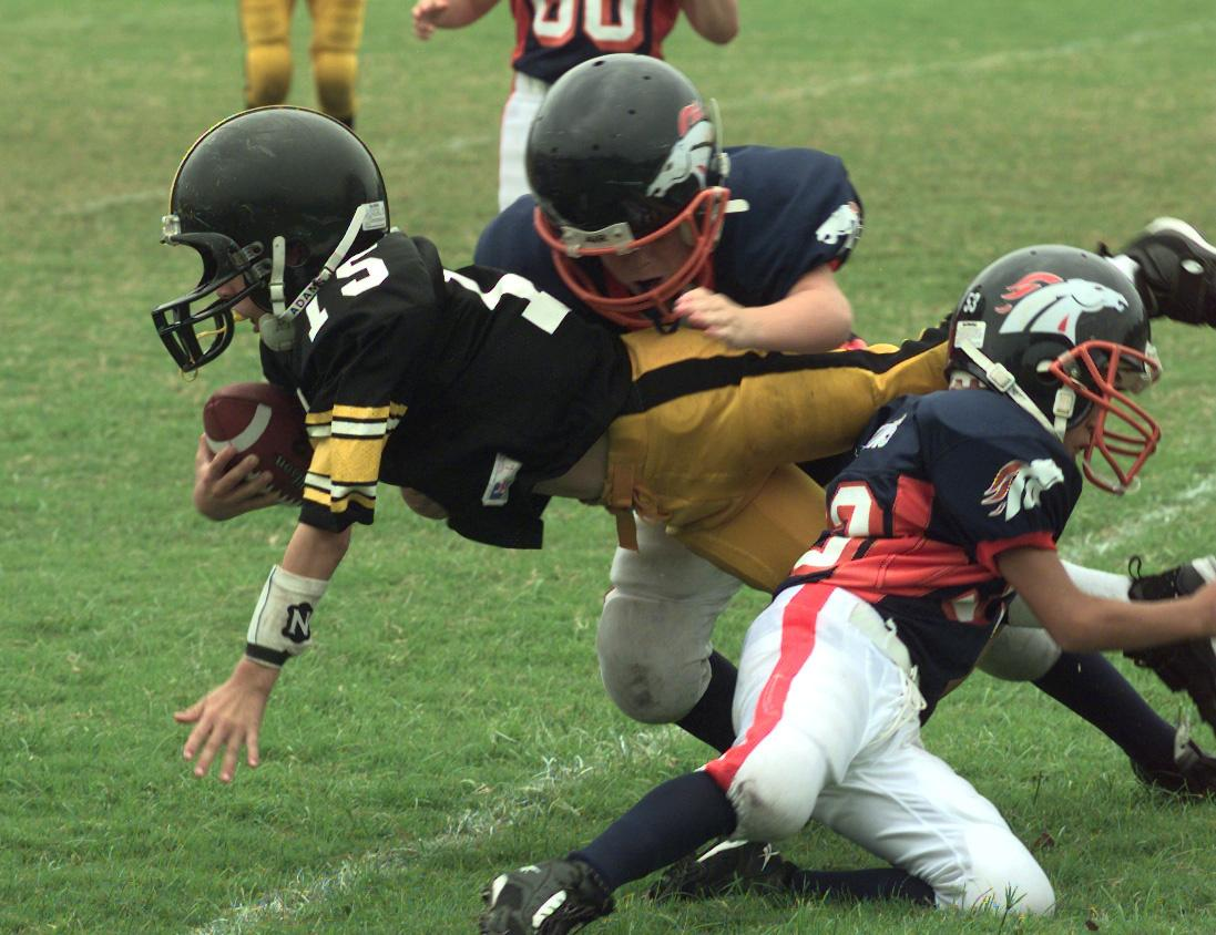 State Makes 2nd Attempt At Passing Concussion Bill