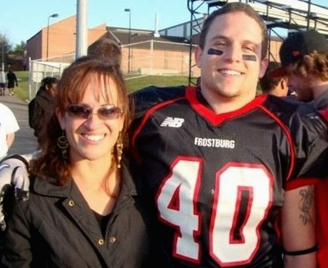 Frostburg State football player pressured back on field after blows to the head dies