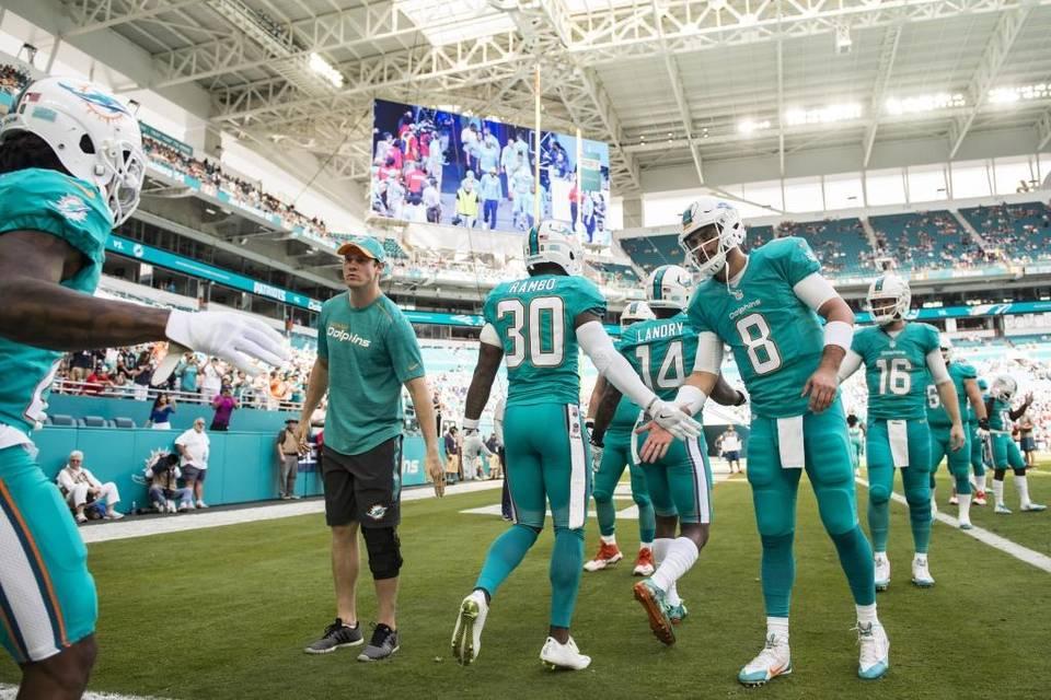 Miami Dolphins to fund concussion testing for Miami-Dade public schools
