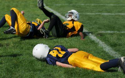 Repeat concussions declining in U.S. high school sports